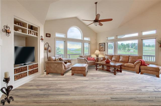 4578 High Spring Road, Castle Rock, CO 80104 (MLS #4412413) :: Kittle Real Estate