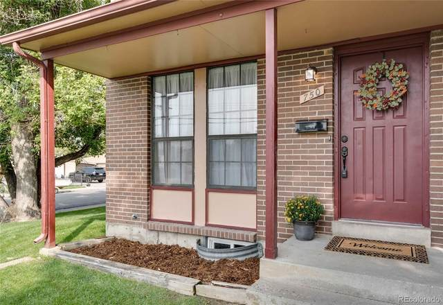 750 S Patton Court #1, Denver, CO 80219 (#4413727) :: Compass Colorado Realty