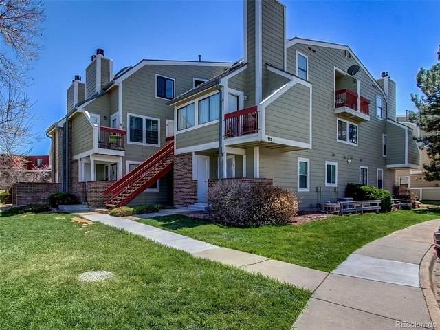 932 S Dearborn Way #19, Aurora, CO 80012 (#4418821) :: Briggs American Properties