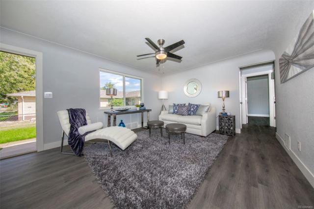 3660 Hudson Street, Denver, CO 80207 (#4419755) :: The Peak Properties Group