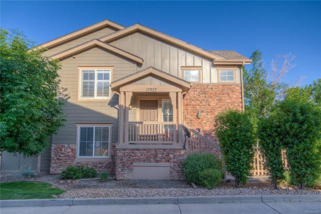 17937 E 104th Way A, Commerce City, CO 80022 (#4422738) :: My Home Team