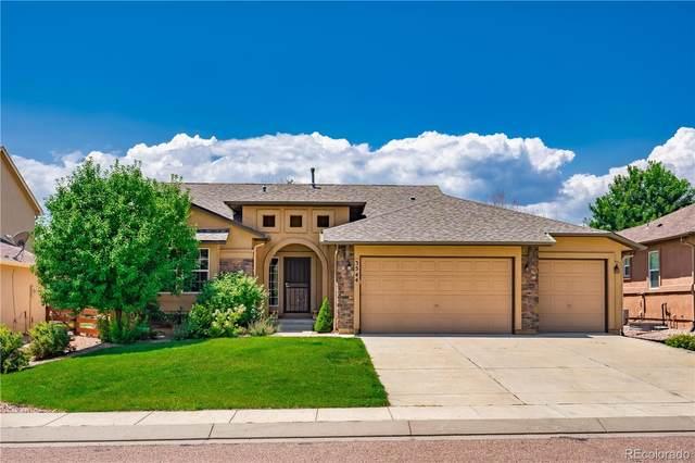 3544 Red Baron Drive, Colorado Springs, CO 80911 (#4426865) :: The Gilbert Group