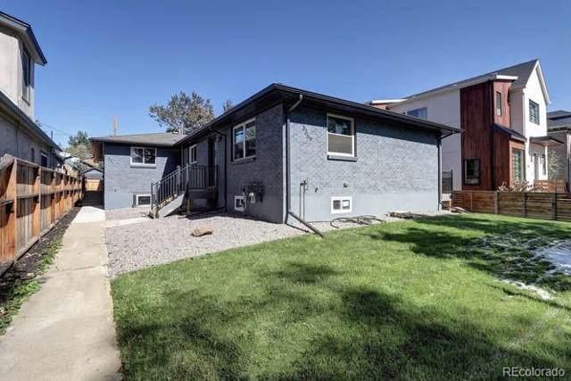 3371 W 33rd Avenue, Denver, CO 80211 (MLS #4429622) :: 8z Real Estate