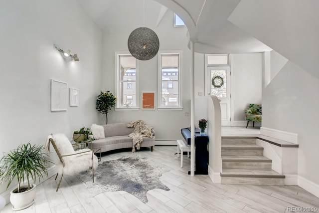 2525 Curtis Street, Denver, CO 80205 (#4429658) :: Kimberly Austin Properties