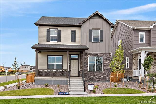 21628 N 61st Drive, Aurora, CO 80019 (#4431896) :: The Colorado Foothills Team | Berkshire Hathaway Elevated Living Real Estate