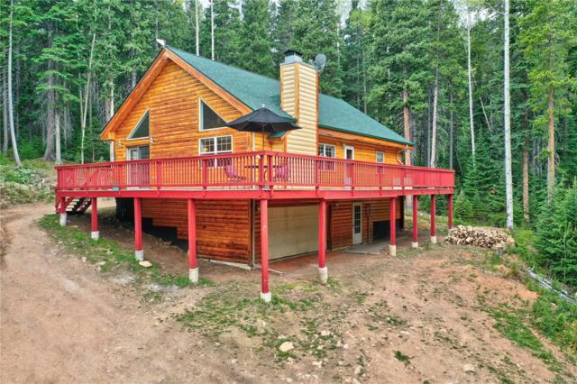 8814 Carol Lane, Conifer, CO 80433 (#4432333) :: Berkshire Hathaway Elevated Living Real Estate