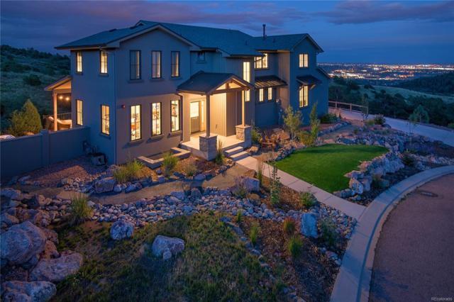 4035 Cedar Heights Drive, Colorado Springs, CO 80904 (#4432806) :: Wisdom Real Estate
