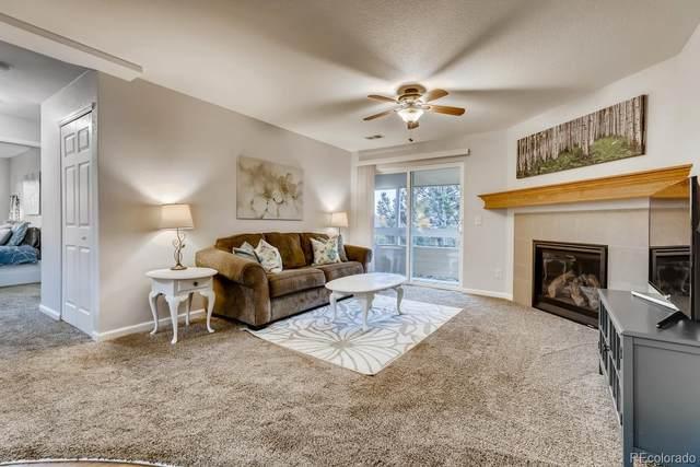 1074 S Dearborn Street #302, Aurora, CO 80012 (#4432848) :: The Peak Properties Group