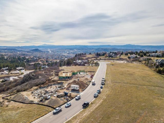1647 White Fir Terrace, Castle Rock, CO 80108 (#4433349) :: The Peak Properties Group