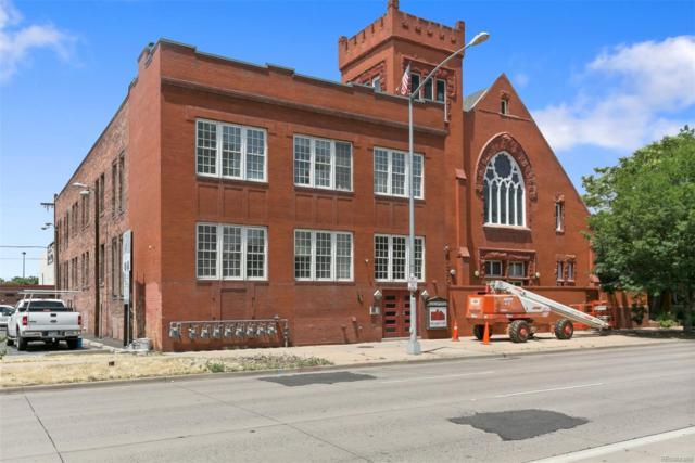 225 N Lincoln Street #5, Denver, CO 80203 (#4438350) :: The Healey Group