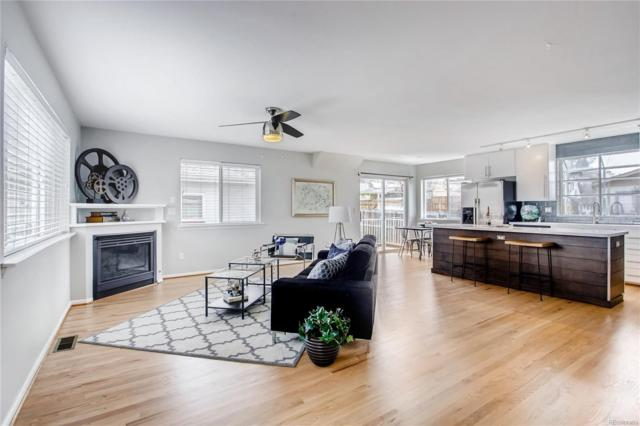 2568 S Lincoln Street D, Denver, CO 80210 (#4438587) :: 5281 Exclusive Homes Realty