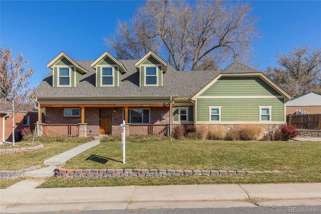 2970 S Hudson Street, Denver, CO 80222 (#4438758) :: Chateaux Realty Group