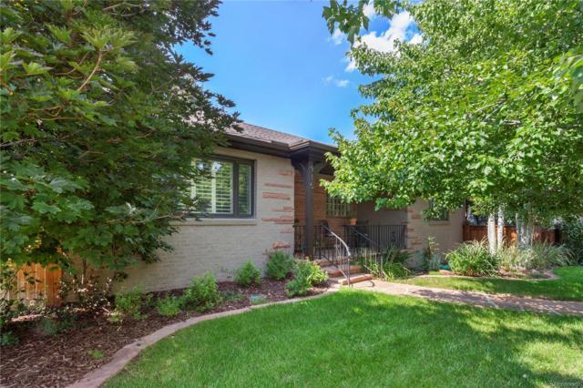 915 S Clayton Way, Denver, CO 80209 (#4439346) :: The Peak Properties Group