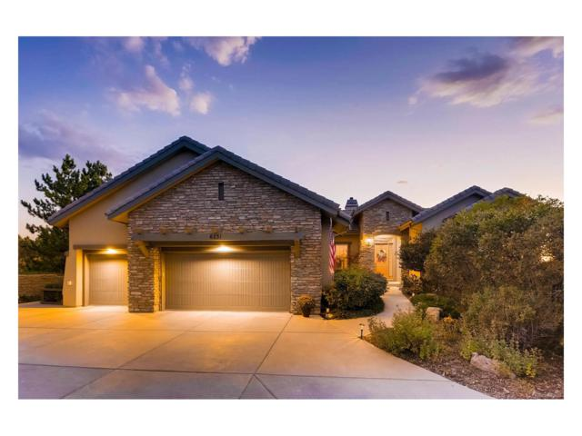 6231 Oxford Peak Lane, Castle Rock, CO 80108 (#4440342) :: RE/MAX Professionals