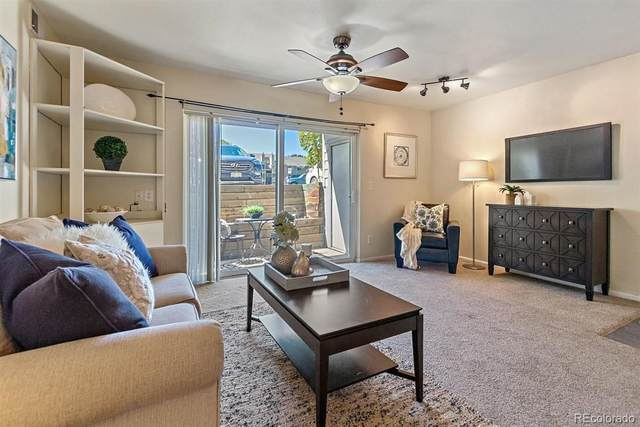 10784 W 63rd Place #103, Arvada, CO 80004 (MLS #4441777) :: 8z Real Estate