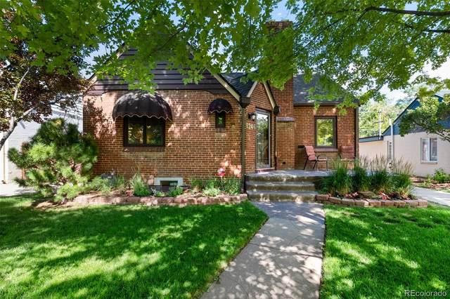 1246 Ash Street, Denver, CO 80220 (#4441870) :: West + Main Homes
