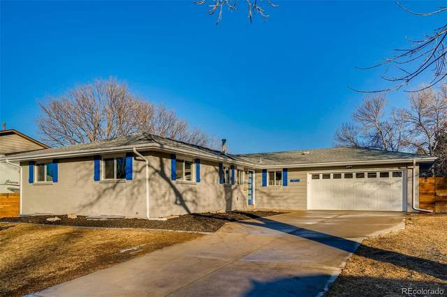 6952 S Cherokee Street, Littleton, CO 80120 (#4444239) :: HomeSmart