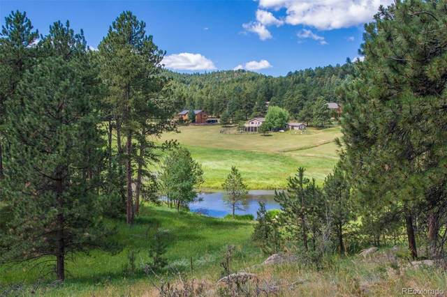 TBD Lot 12, 27 & 28 Cragmont Drive, Evergreen, CO 80439 (#4453650) :: The Gilbert Group