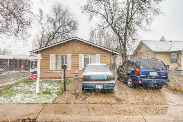 3261 W Exposition Avenue, Denver, CO 80219 (#4455389) :: The Dixon Group