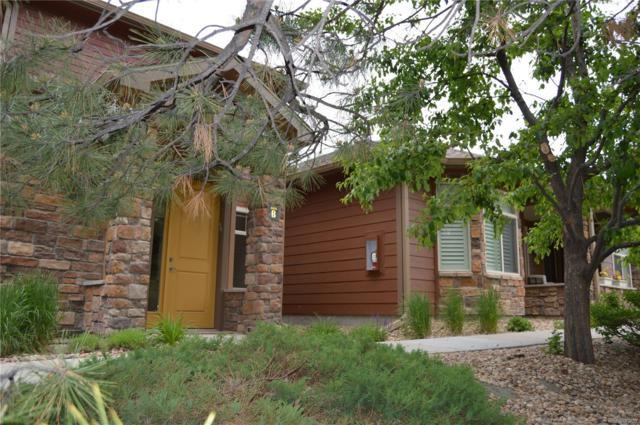 8650 Gold Peak Drive B, Highlands Ranch, CO 80130 (MLS #4455707) :: 8z Real Estate