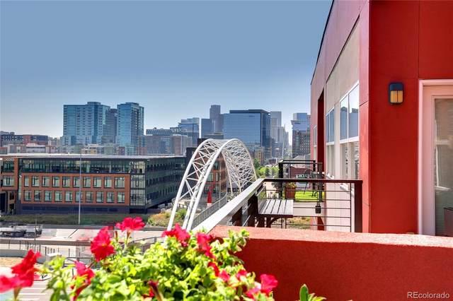 1555 Central Street #305, Denver, CO 80211 (#4457913) :: The Dixon Group