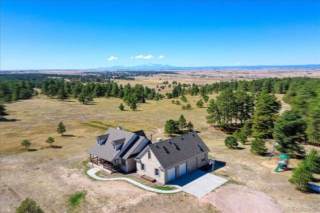 5752 County Road 124, Elizabeth, CO 80107 (MLS #4459322) :: Neuhaus Real Estate, Inc.
