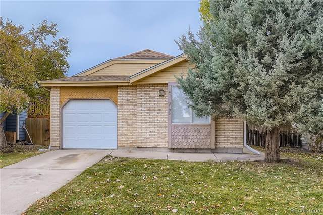 5783 W 76th Drive, Arvada, CO 80003 (#4459481) :: The DeGrood Team