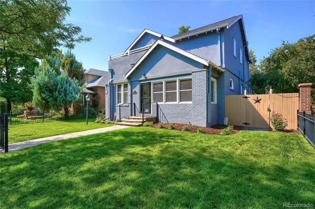 1015 S Downing Street, Denver, CO 80209 (#4460317) :: Portenga Properties