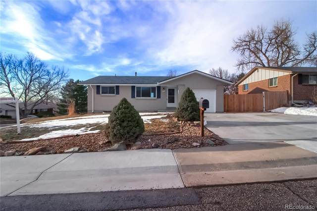 6914 W 71st Place, Arvada, CO 80003 (#4460457) :: The Griffith Home Team