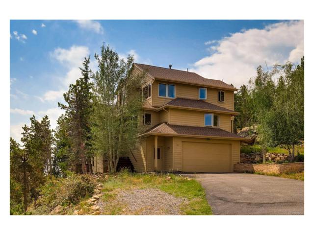 321 Hy Vu Drive, Evergreen, CO 80439 (MLS #4462520) :: 8z Real Estate