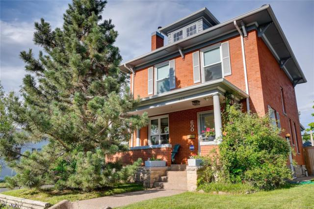 600 S Pearl Street, Denver, CO 80209 (#4465989) :: The Healey Group