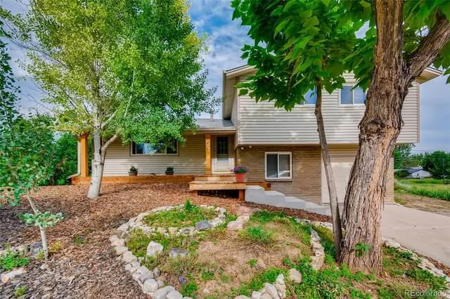 7854 S Cody Street, Littleton, CO 80128 (#4467384) :: Stephanie Fryncko | Keller Williams Integrity