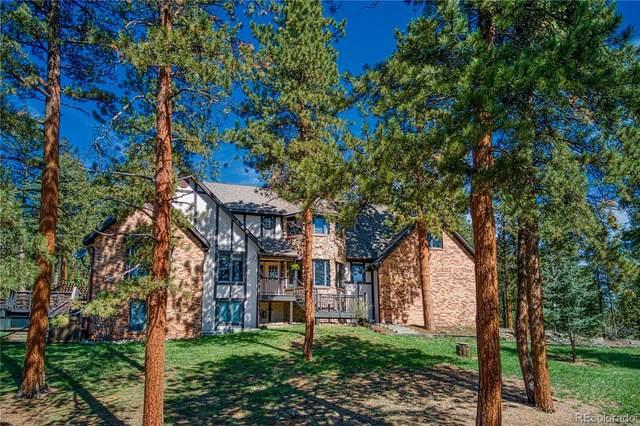 249 Woodside Drive, Pine, CO 80470 (#4467532) :: Venterra Real Estate LLC