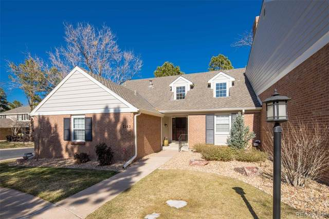 7162 S Poplar Street, Centennial, CO 80112 (#4469834) :: Re/Max Structure