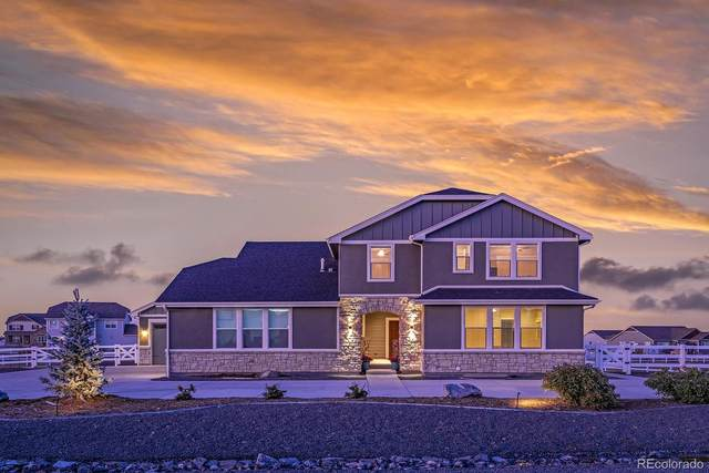 11247 E 162nd Place, Brighton, CO 80602 (#4471177) :: The DeGrood Team