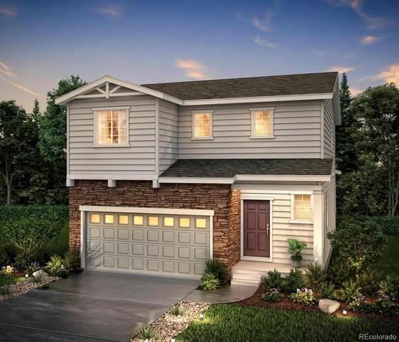 1902 Villageview Lane, Castle Rock, CO 80104 (MLS #4473246) :: Keller Williams Realty