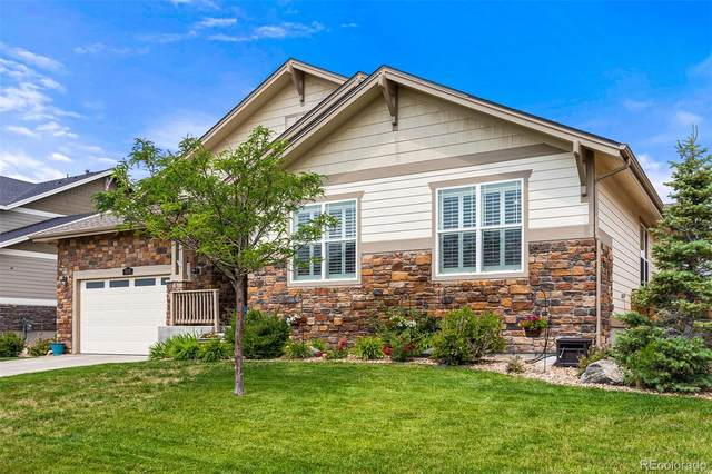 6245 S Robertsdale Court, Aurora, CO 80016 (#4474679) :: Finch & Gable Real Estate Co.