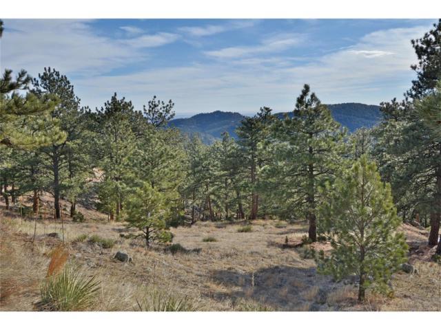 0 W Coach Road, Boulder, CO 80302 (MLS #4478732) :: 8z Real Estate