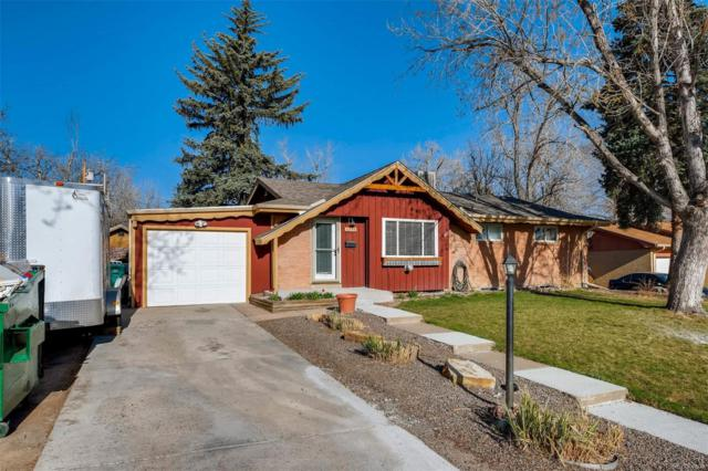7249 S Lincoln Way, Centennial, CO 80122 (#4479745) :: The Peak Properties Group