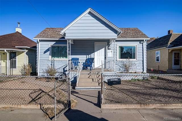 1322 Spruce Street, Pueblo, CO 81004 (#4479880) :: The DeGrood Team