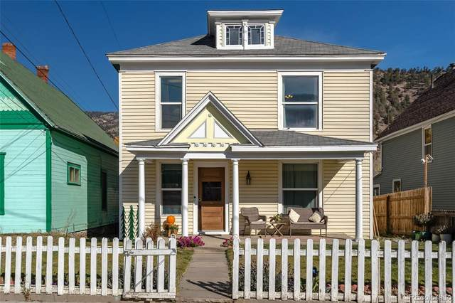 1900 Miner Street, Idaho Springs, CO 80452 (#4481131) :: HomeSmart Realty Group