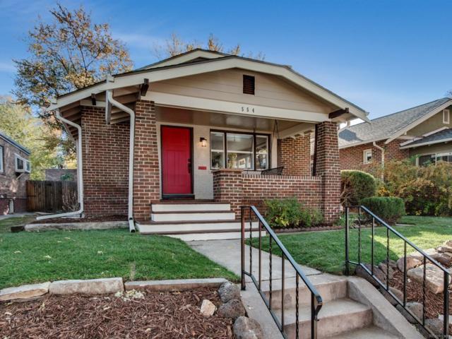 554 S Emerson Street, Denver, CO 80209 (MLS #4481991) :: 8z Real Estate