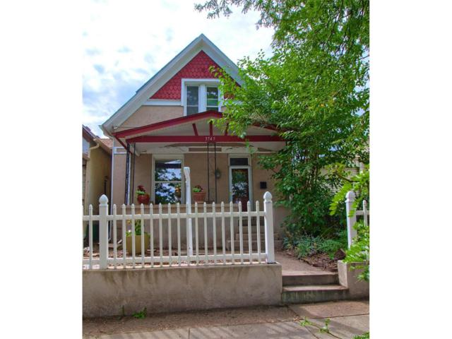 3745 Jason Street, Denver, CO 80211 (MLS #4484642) :: 8z Real Estate