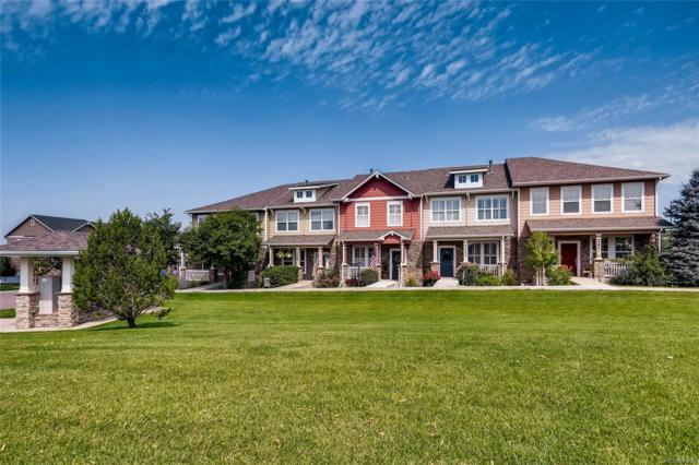 22853 E Briarwood Place, Aurora, CO 80016 (#4485040) :: The Peak Properties Group
