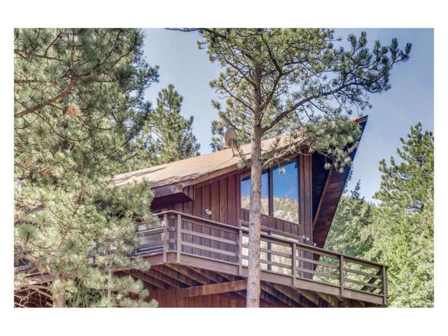 6205 Lefthand Canyon Drive, Jamestown, CO 80455 (MLS #4488976) :: 8z Real Estate