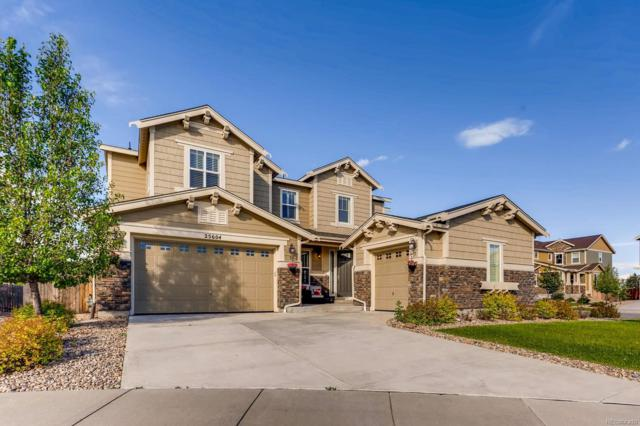 25604 E Maplewood Place, Aurora, CO 80016 (MLS #4489108) :: 8z Real Estate