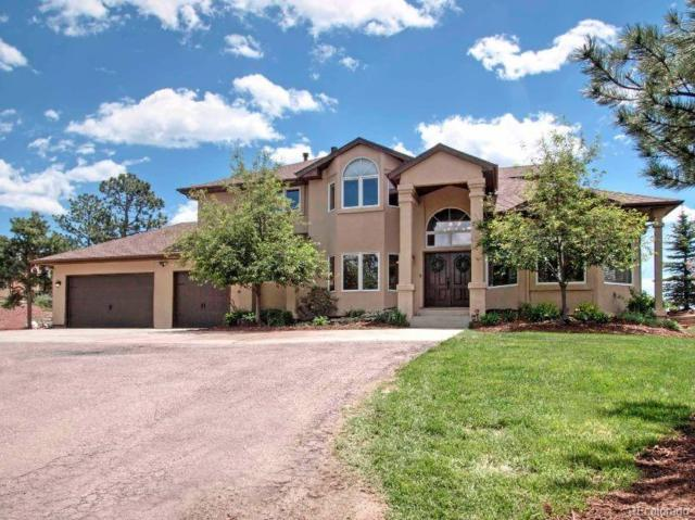 18865 Pebble Beach Way, Monument, CO 80132 (#4490589) :: Harling Real Estate