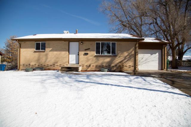 12427 E Alaska Place, Aurora, CO 80012 (MLS #4491044) :: 8z Real Estate