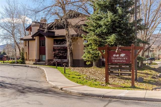 2800 Village Drive #1305, Steamboat Springs, CO 80487 (#4493291) :: Briggs American Properties