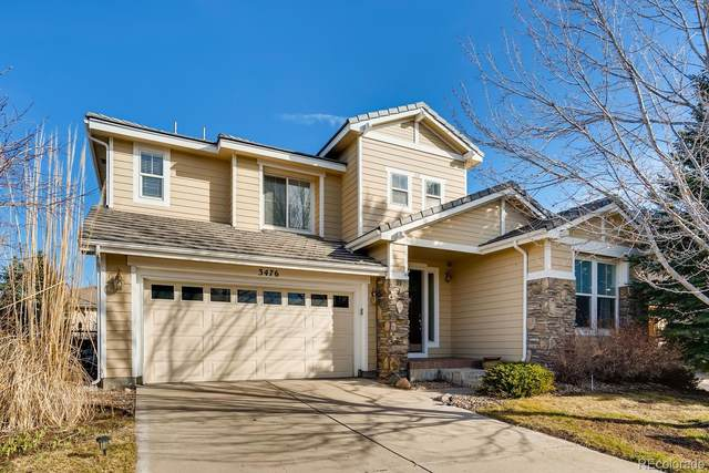 3476 Westbrook Lane, Highlands Ranch, CO 80129 (#4497039) :: The HomeSmiths Team - Keller Williams